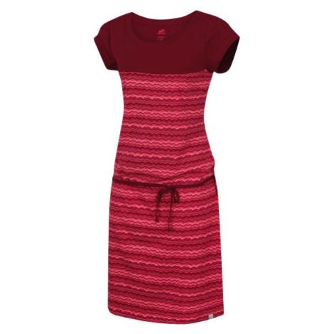 Hannah TENESI červená - Dámske šaty