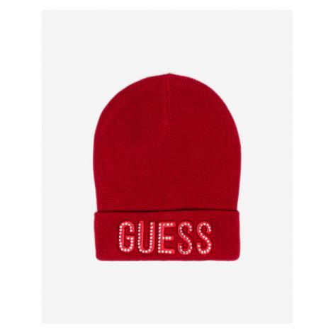 Guess Čiapka detská Červená