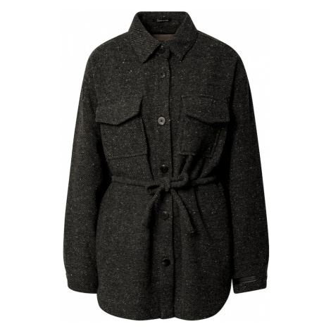 SCOTCH & SODA Prechodný kabát  antracitová