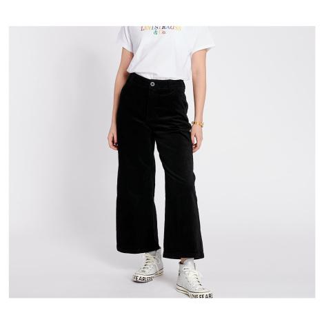 Lazy OAF Cord Work Pants Black
