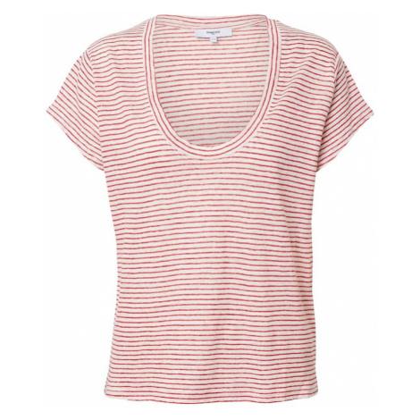 Suncoo Tričko 'MIDJI'  červená / biela