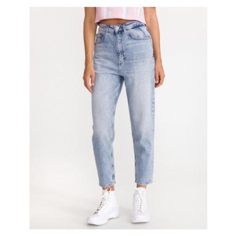 Tommy Jeans Mom Jean Jeans Modrá Tommy Hilfiger