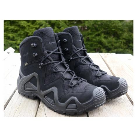 Topánky LOWA® Zephyr GTX® MID TF - čierne