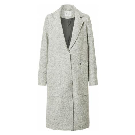 ONLY Prechodný kabát 'Stacy'  sivá melírovaná