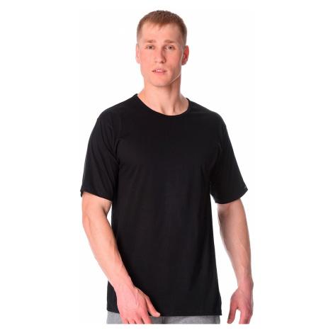 Pánske tričko 202 new plus black Cornette