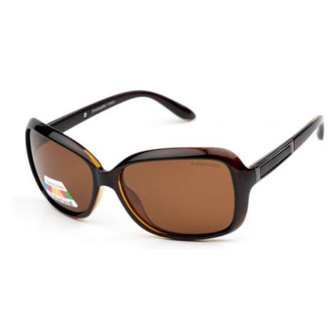 Finmark F2003 hnedá - Polarizačné slnečné okuliare