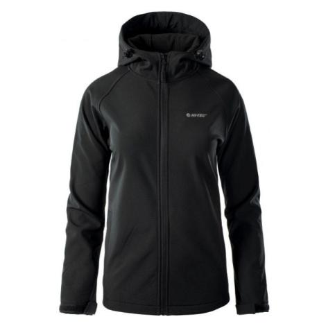 Hi-Tec LADY NETI čierna - Dámska softshellová bunda