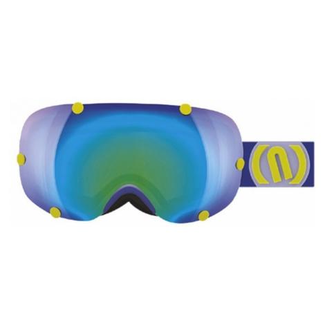 Modrá výbavy na snowboard
