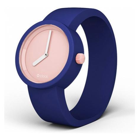 Obag o clock ciferník ružový a o clock náramok ocean veľkosť: O bag