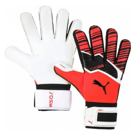 Puma ONE GRIP 1 RC čierna - Pánske brankárske rukavice