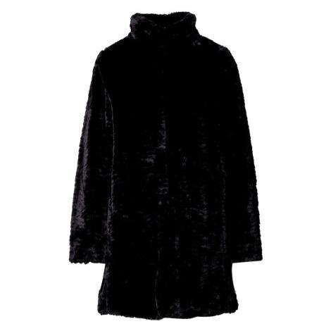 Dorothy Perkins Prechodný kabát  čierna