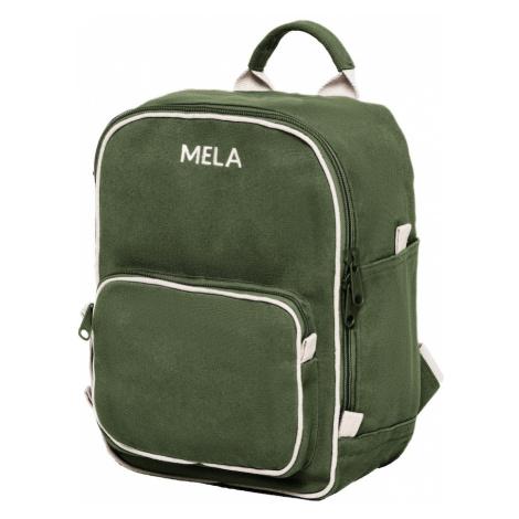 MELAWEAR Batoh 'MELA II Mini '  béžová / olivová