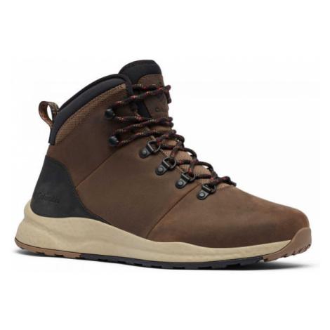 Columbia SH/FT WP HIKER hnedá - Pánska obuv