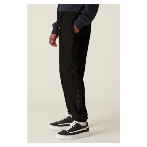 Tepláky La Martina Man Pants Cotton Blend Fleece