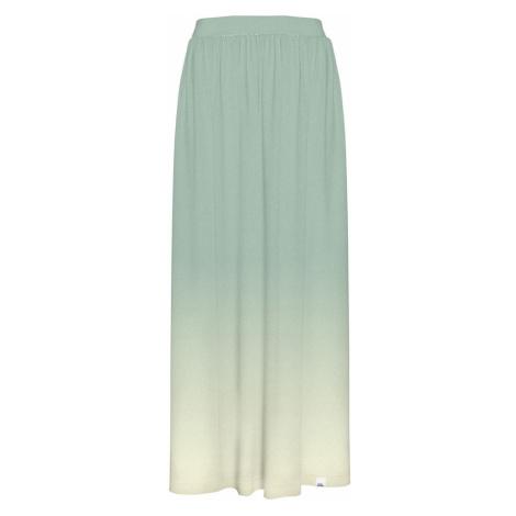 Svetlozelená sukňa CP-14 Colour Pleasure