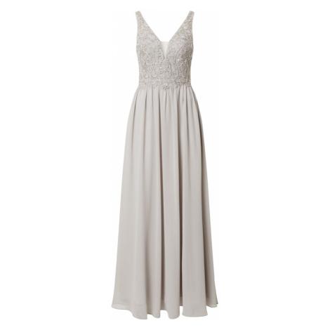 Laona Večerné šaty 'Evening'  sivá