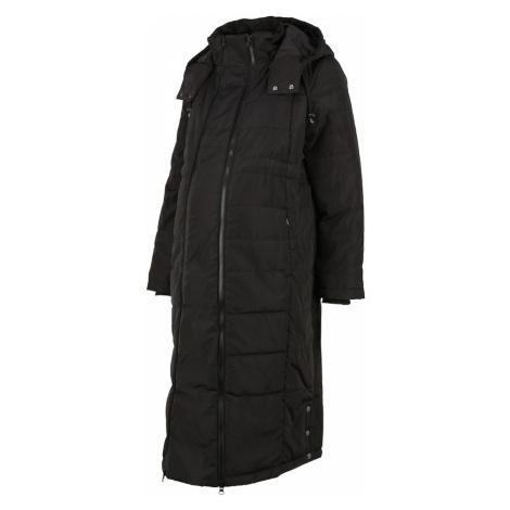 JoJo Maman Bébé Prechodný kabát  čierna