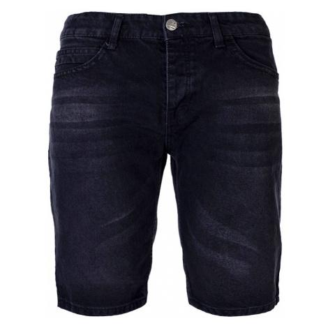 Pánske riflové šortky Classic čierne Just Rhyse