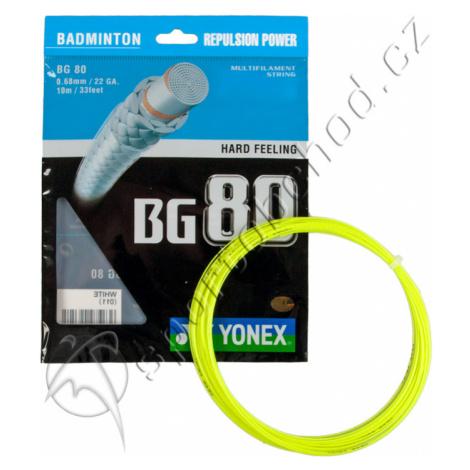 Yonex Micron Bg80 Yellow (0.68 Mm)
