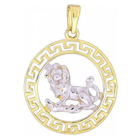 Znamenie lev v kruhu