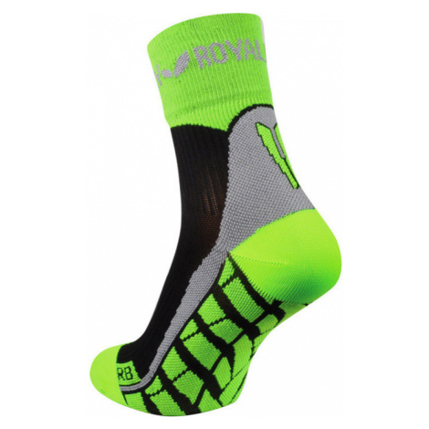 Ponožky Royal Bay Air High-Cut Green