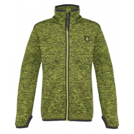 Loap GOLO zelená - Detský sveter