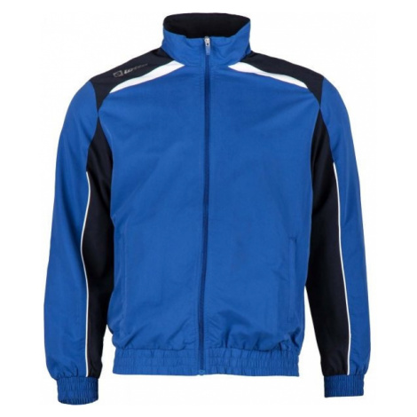 Lotto ASSIST MI JKT JR modrá - Chlapčenská športová bunda