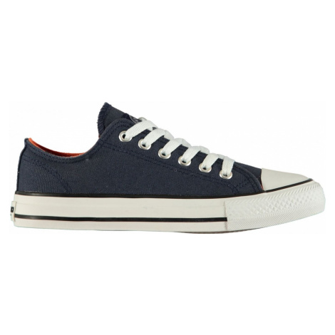 SoulCal Low Junior Canvas Shoes Soulcal & Co