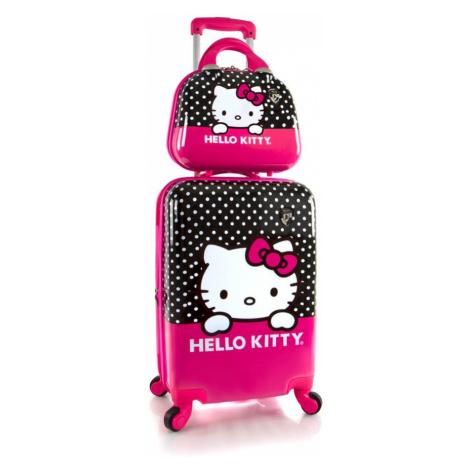 Heys Sada kufru a kozmetickej tašky Hello Kitty 40 l