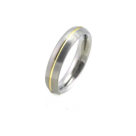 Boccia Titanium Titánový snubný prsteň 0130-02 mm