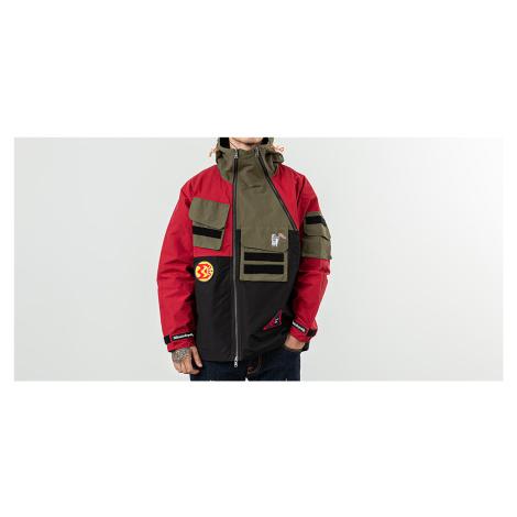 Billionaire Boys Club Expedition Training Jacket Red