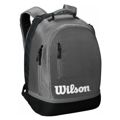 Wilson TEAM BACKPACK šedá - Tenisový batoh