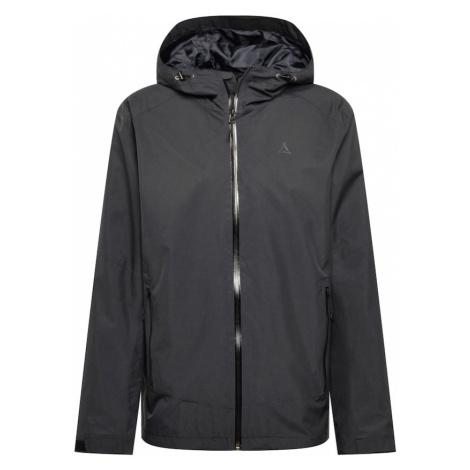 Schöffel Outdoorová bunda 'Wamberg'  čierna