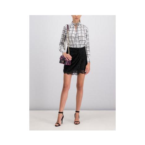 Pinko Každodenné šaty 20192 BLK01 1G14JF.7623 Farebná Regular Fit