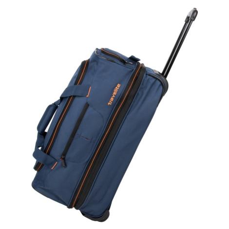 Travelite Cestovná taška Basics Wheeled duffle S 96275-20 51/64 l