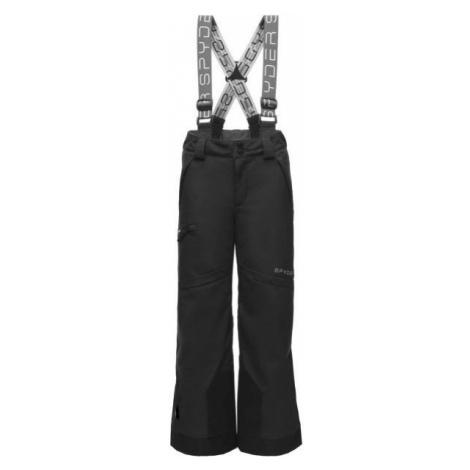 Spyder PROPULSION PANT čierna - Chlapčenské nohavice