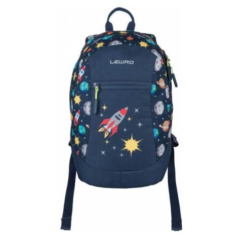 Lewro DIDI8 modrá - Detský batoh