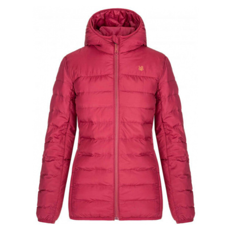 Loap IRIKA ružová - Dámska zimná bunda