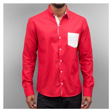 Cazzy Clang *B-Ware* Quinn Shirt Red - Veľkosť:M