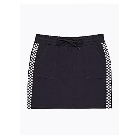 GATE Mini sukňa s bočným prúžkom