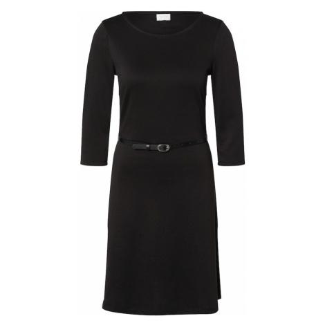 VILA Šaty 'Vithilde'  čierna