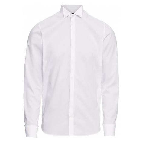 OLYMP Biznis košeľa  biela