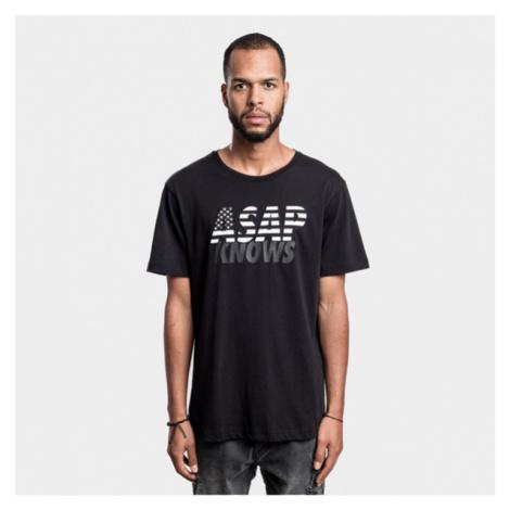 Cayler & Sons White Label ASAP Knows Black White Grey - Veľkosť:XL