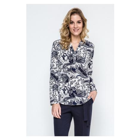 Viacfarebná košeľa 240114 Enny