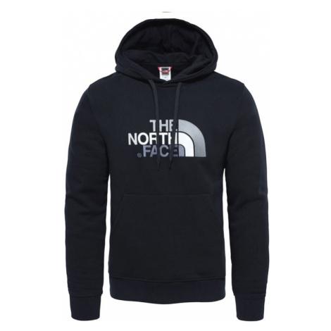 The North Face M Drew Peak Pullover Hoodie-XXL čierne NF00AHJYKX7-XXL