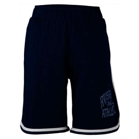 Russell Athletic CHLAPČENSKÉ ŠORTKY STAR USA tmavo modrá - Chlapčenské šortky