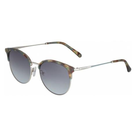 GANT Slnečné okuliare  béžová / sivá