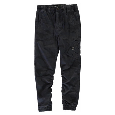 No Fear Boys Navy Army Print Trousers Junior