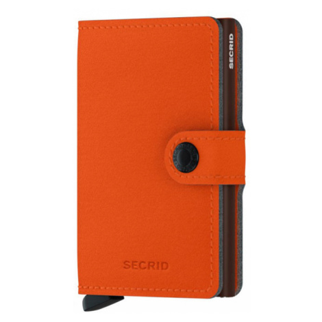 Secrid Miniwallet Yard Orange -One size oranžové MY-Orange-One size