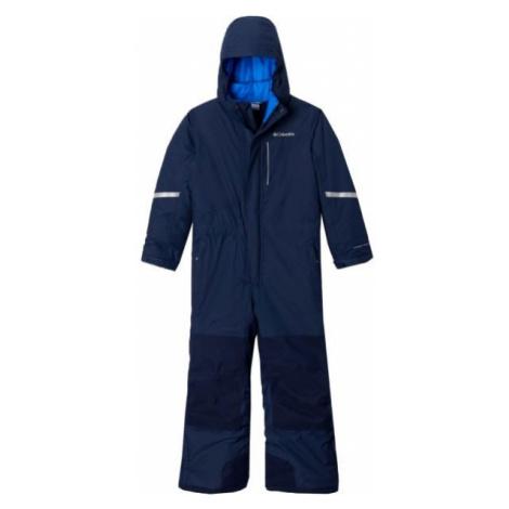 Columbia BUGA II SUIT modrá - Detská zimná súprava
